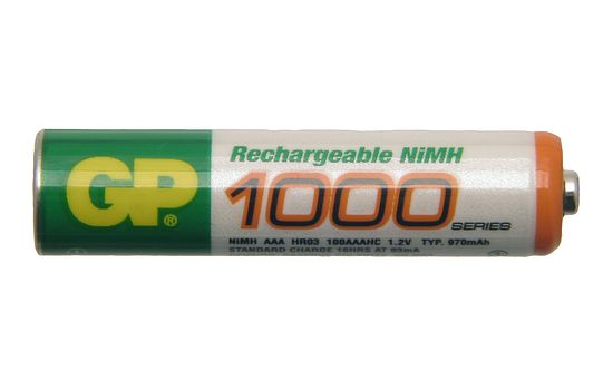 Batéria GP 100AAAHC R03 NIMH,
