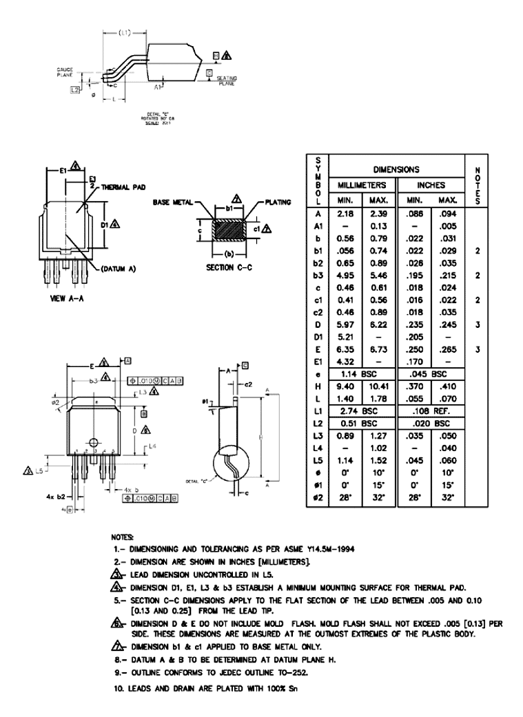 Integrated Circuits Power Switches 089096 Micros Electronics Distribution Switch Mic 2025 1 Info Dim Drawing