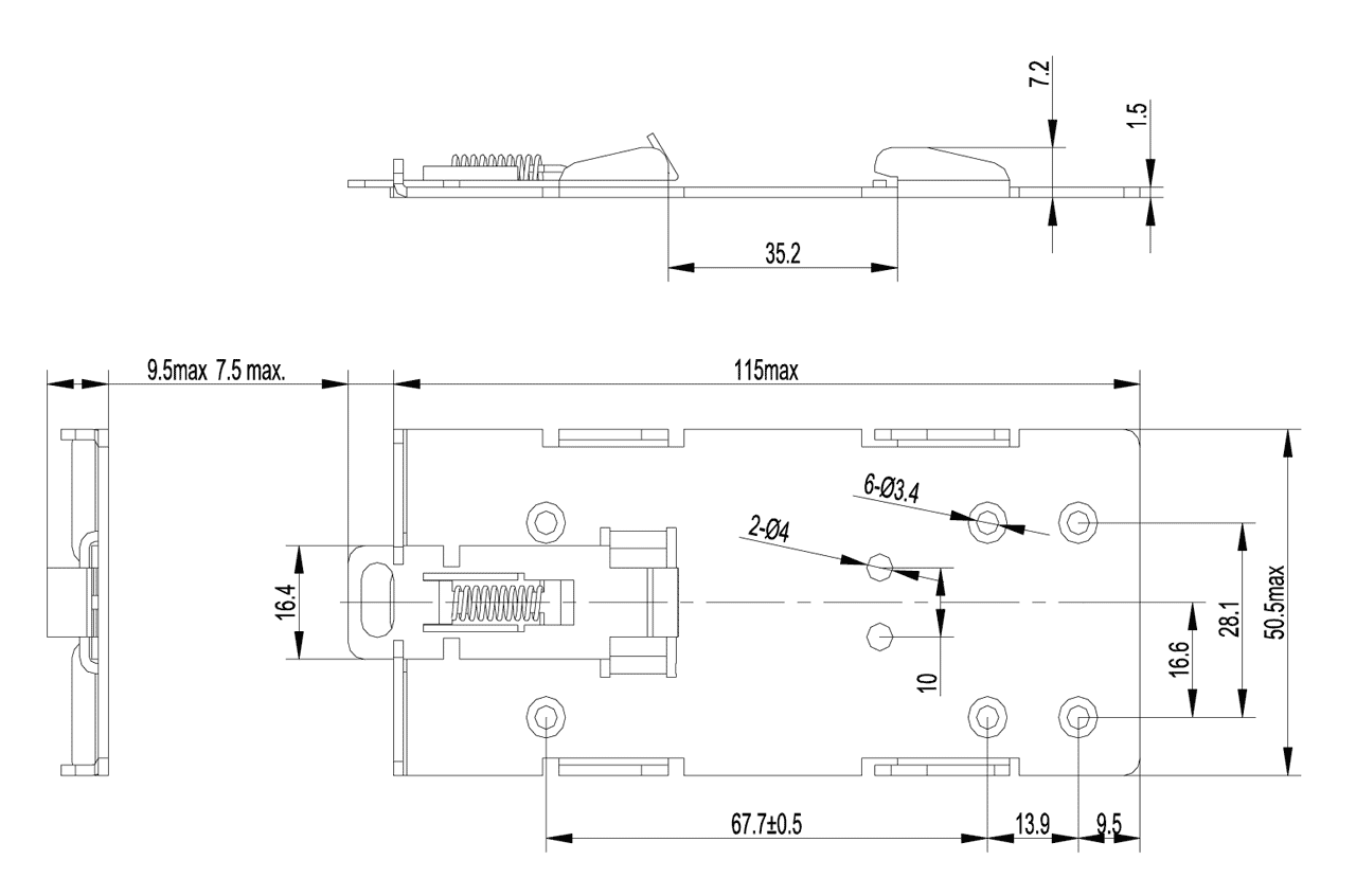 Relays Ssr Kudom 085073 Micros Electronics Wholesale Relay Circuit Diagram Showing 1 10 Z 85 Items