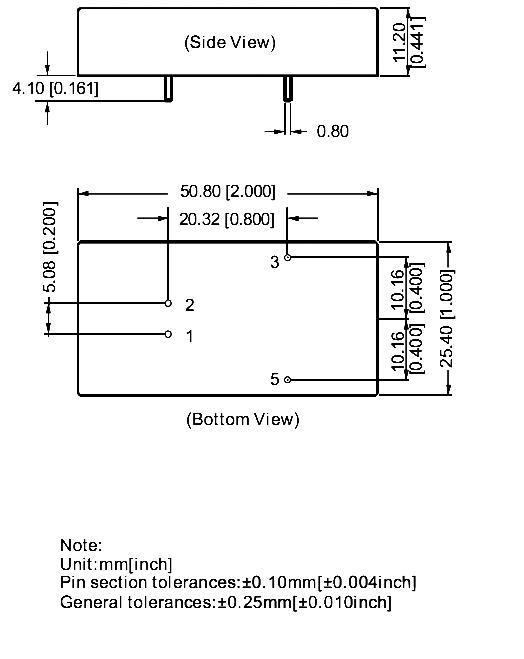 Converters Acdc And Dcdc Mornsun Dcdc Converter Modules 048050