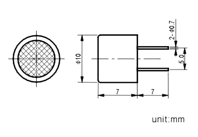 r4010fba - ultrasonic sensors