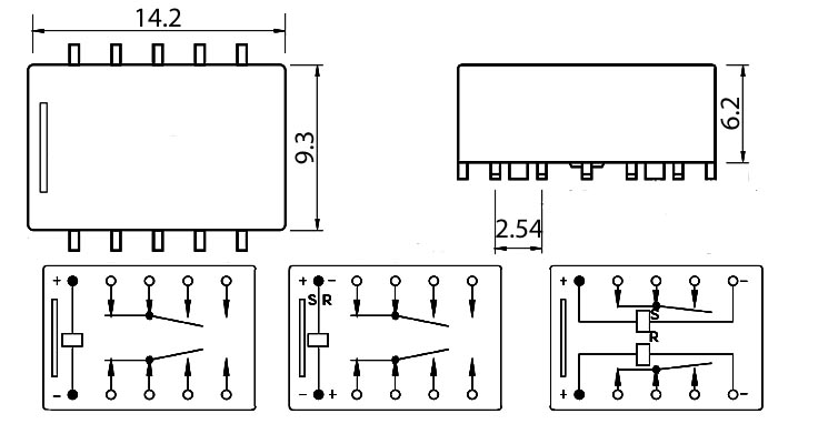 datasheet of electromagnetic relay
