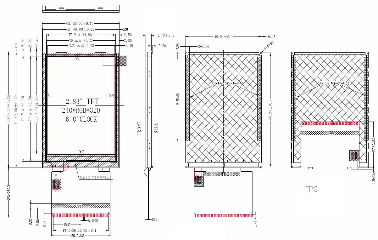 Ili9341 Schematic